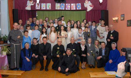 Семья, которая принимает – это Церковь